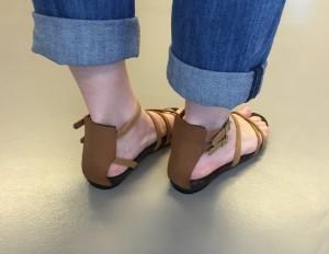 Sandalen model Pearl&Grace6